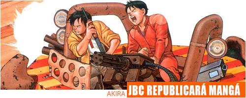 Akira Manga Header