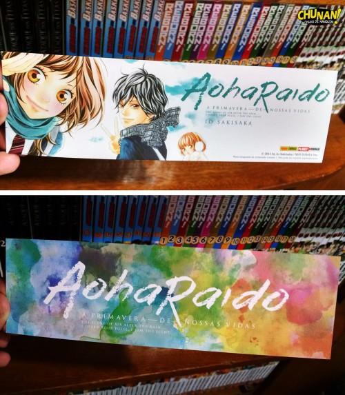 AohaRaido Volume 1 - Panini - Fotos (13)