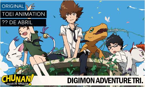 Digimon Tri Loco