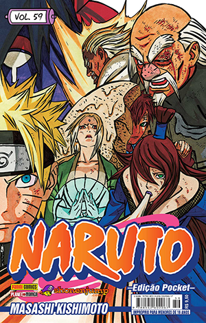 Naruto Pocket 59