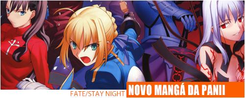 Fate Stay Night Panini