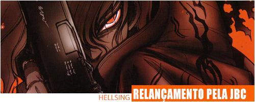 hellsing relançamento