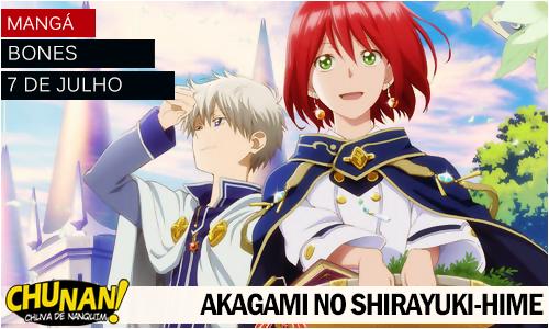 Akagammi no Shirayuki-hime