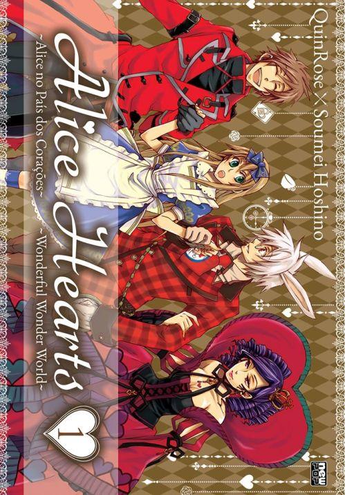 Alice Volume 1 NewPOP
