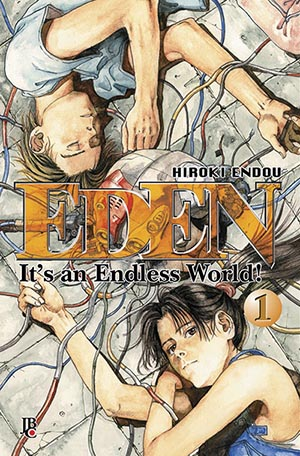 Eden its an Endless World 01