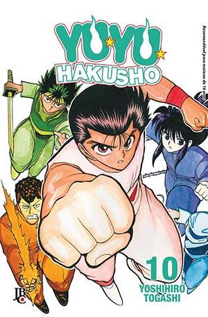 Yu Yu Hakusho 10