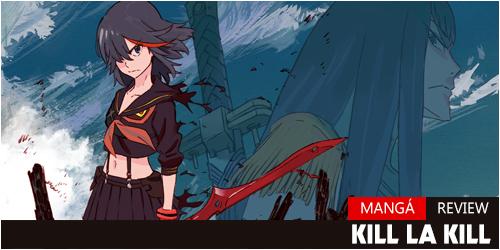 Review - Kill la kill