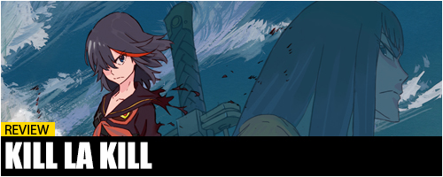Review-Kill la Kill