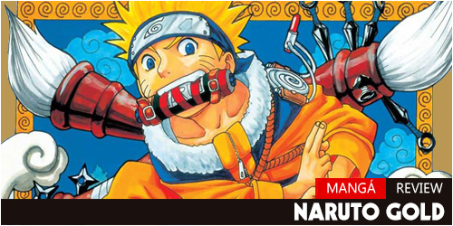 Review - Naruto Goldl