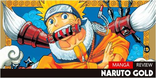 Review - Naruto Goldl