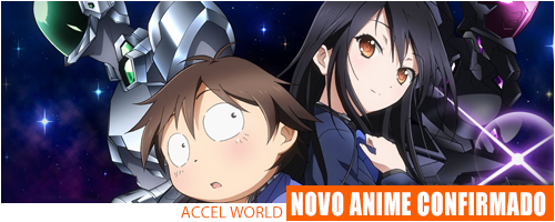 accel world novo anime
