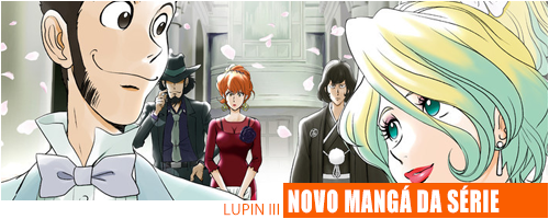 nova série lupin iii