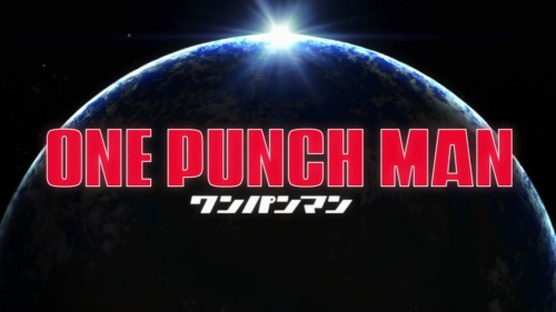 One Punch-Man Anime (1)