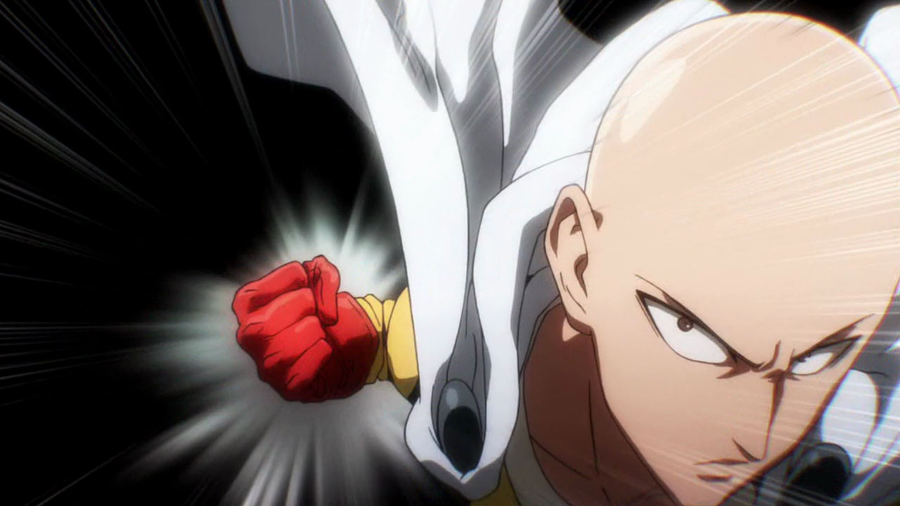 One Punch-Man Anime (2)