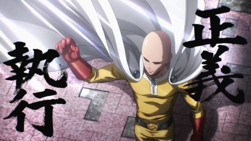 One Punch-Man Anime (4)