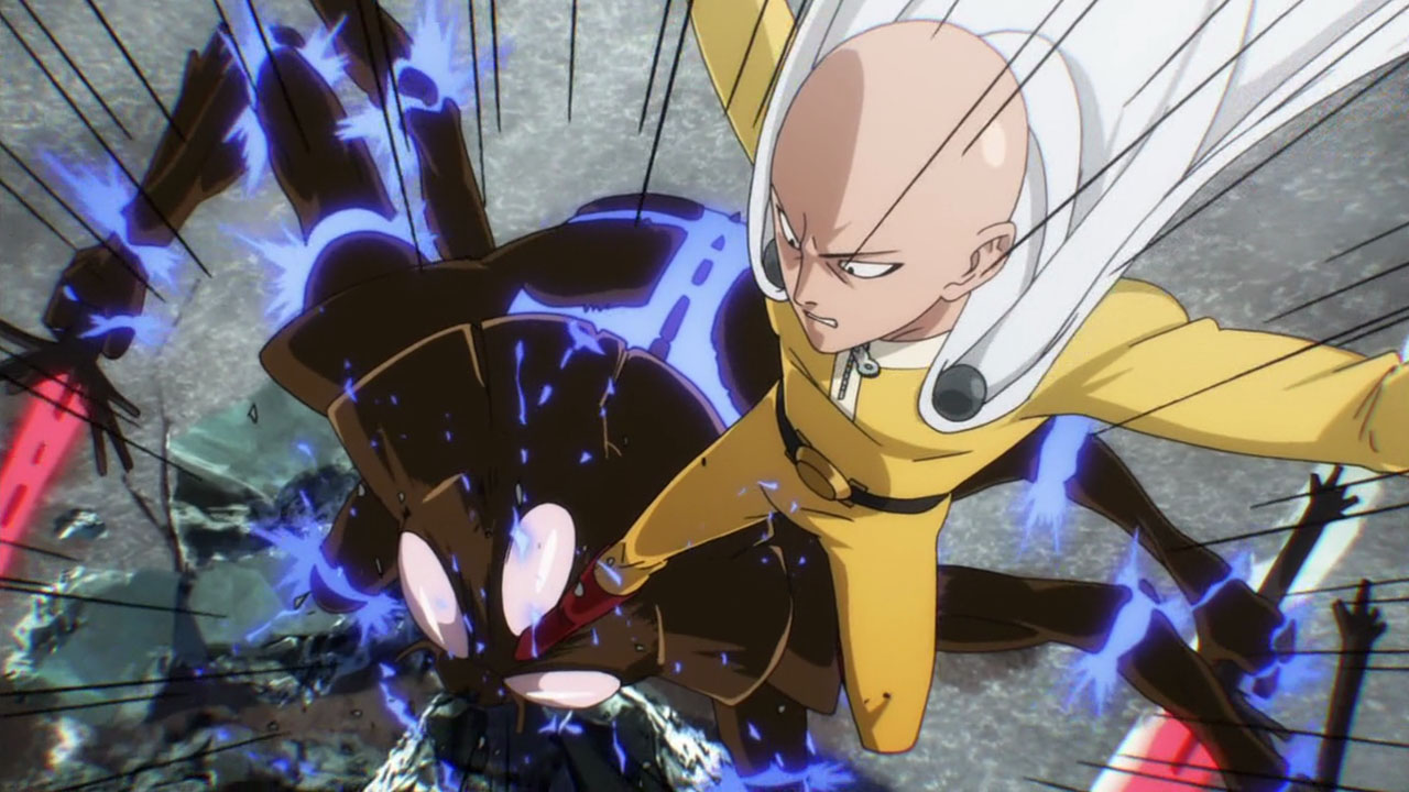 One Punch-Man Anime (8)