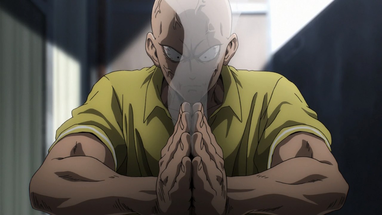 One Punch Man Episódio 02 (1)
