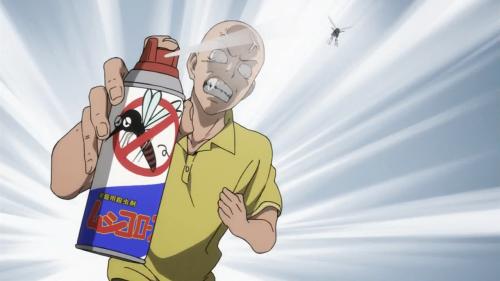 One Punch Man Episódio 02 (2)