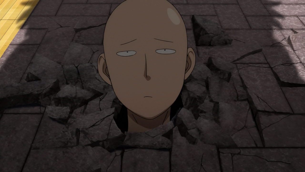 One Punch Man Episódio 02 (3)