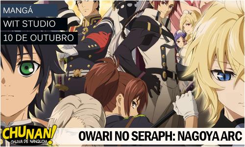 Owari no Seraph
