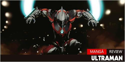 Review-Ultraman
