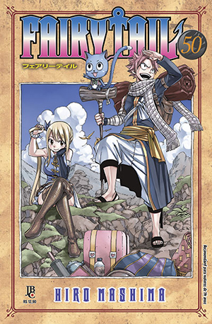 FairyTail 50 Capa.indd