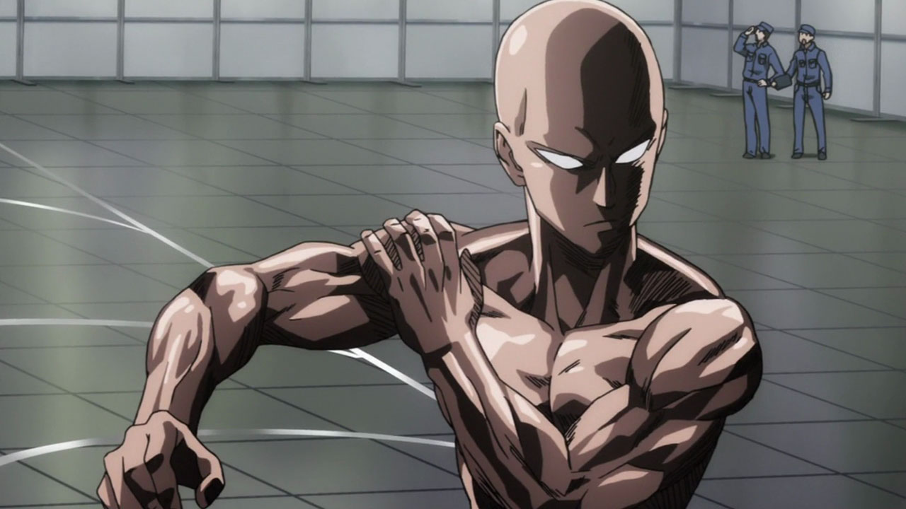 One Punch-Man Episódio 5 (1)