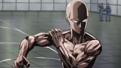One Punch-Man Episódio 5 (1)