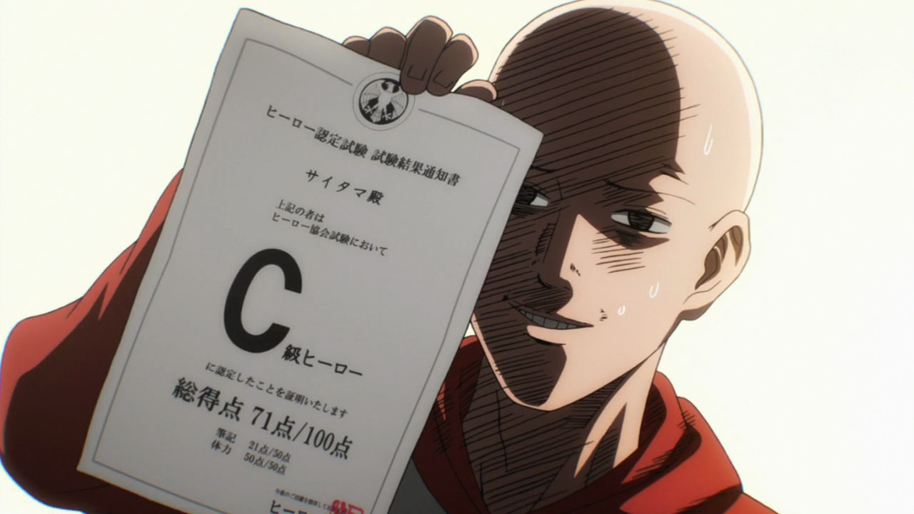 One Punch-Man Episódio 5 (2)