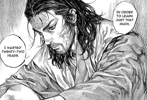 Vagabond Manga (3)