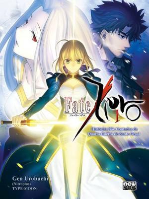 FateZero01-novel