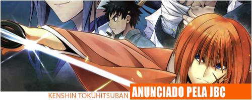 Notícias - Rurouni Kenshin Tokuhitsuban Header