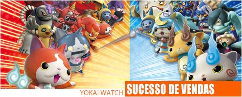Notícias - Yokai Watch 10m Header