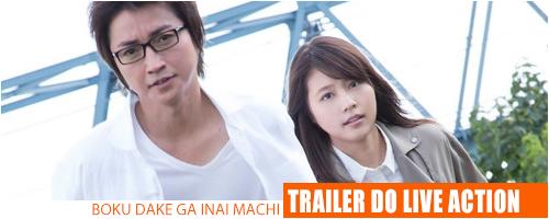 Boku Dake Ga Inai Machi filme