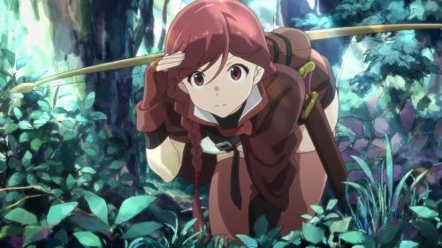 Hai to Gensou no Grimgar Anime Screen Comentários (1)