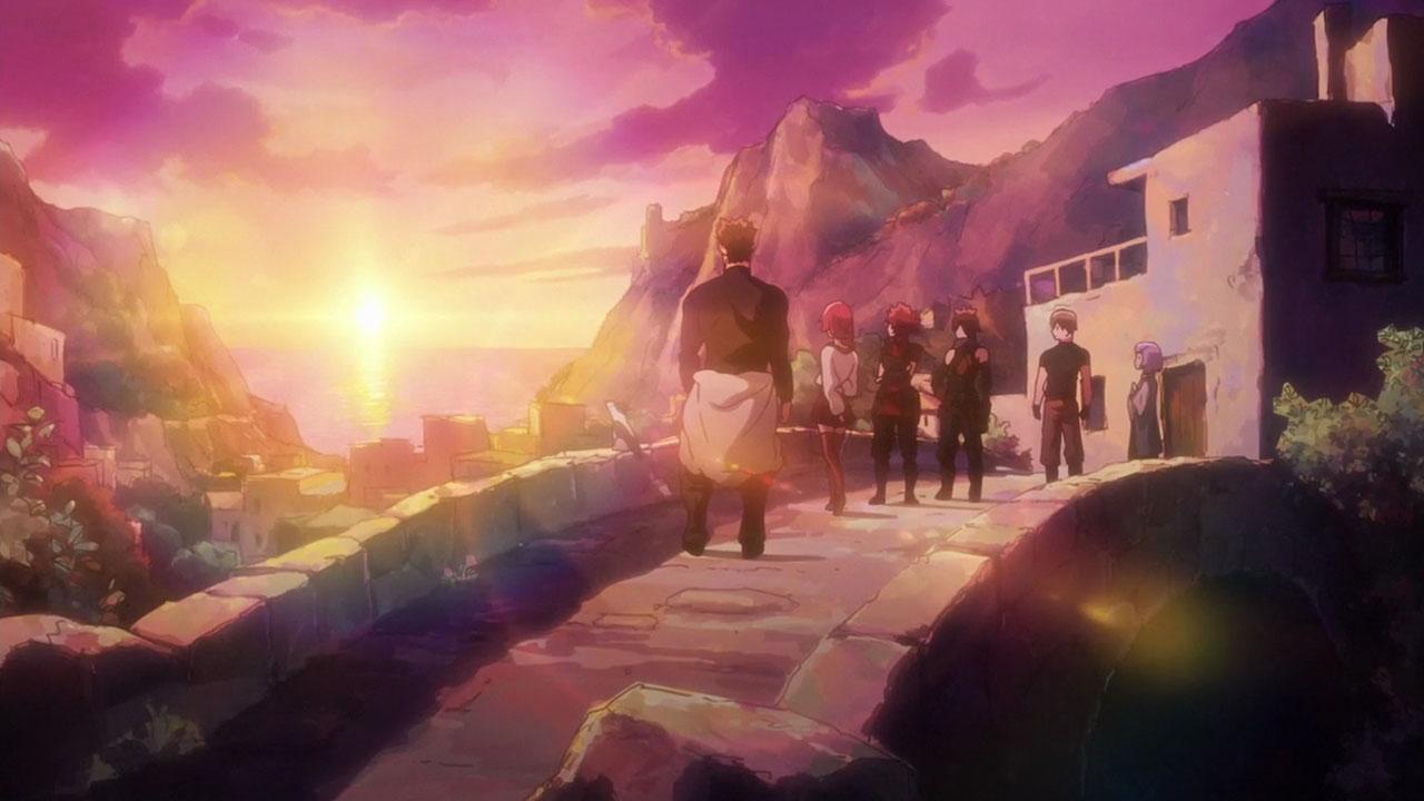 Hai to Gensou no Grimgar Anime Screen Comentários (7)