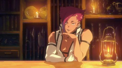 Hai to Gensou no Grimgar Anime Screen Comentários (9)