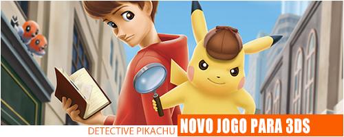 Notícias - Detective Pikachu Header