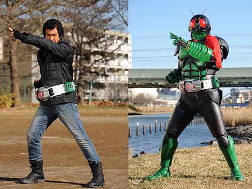 Notícias - Kamen Rider Ichigo 01