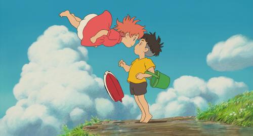 Ponyo Filme Resenha Netflix Ghibli Miyazaki Screen (1)