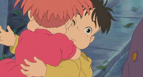 Ponyo Filme Resenha Netflix Ghibli Miyazaki Screen (10)