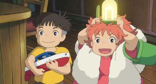Ponyo Filme Resenha Netflix Ghibli Miyazaki Screen (2)