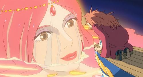 Ponyo Filme Resenha Netflix Ghibli Miyazaki Screen (3)