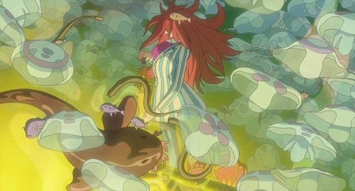 Ponyo Filme Resenha Netflix Ghibli Miyazaki Screen (5)