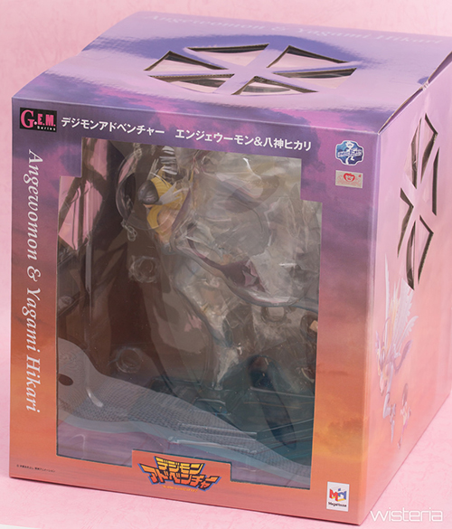 Notícias - Angewomon e Hikari Yagami 03