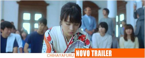Notícias - Chihayafuru Trailer Header
