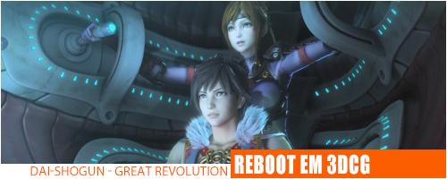 Notícias - Dai-Shogun - Great Revolution Header