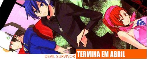 Notícias - Devil Survivor Header