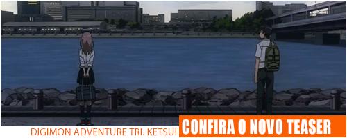 Notícias - DigimonTri2 Teaser - Header