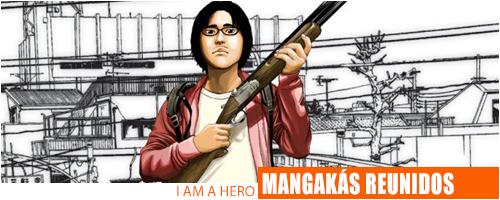 Notícias - I am a Hero Header